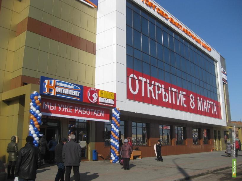 Тамбовчане открыли для себя «Мебельный Континент»