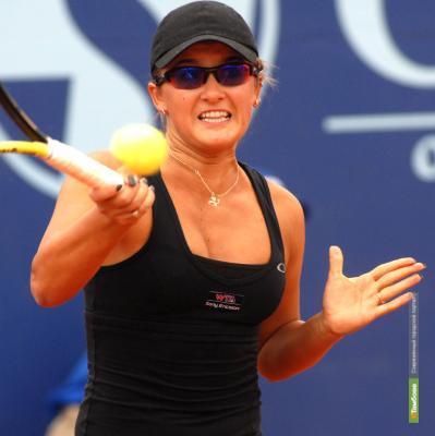 Тамбовская теннисистка Родионова разгромила американку Бродски