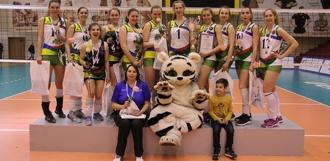Тамбовский волейбол: новые награды