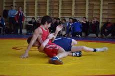Тамбовчане привезли пять медалей с соревнований по греко-римской борьбе
