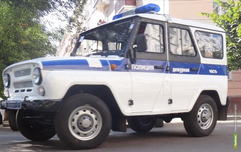 В Тамбовской области продолжают бороться с контрафактным алкоголем