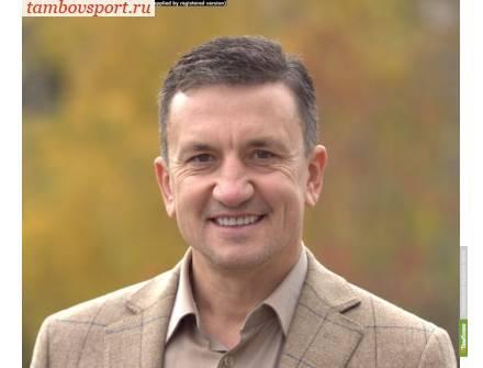 Владимира Виноградова уволили с поста директора ХК «Тамбов»