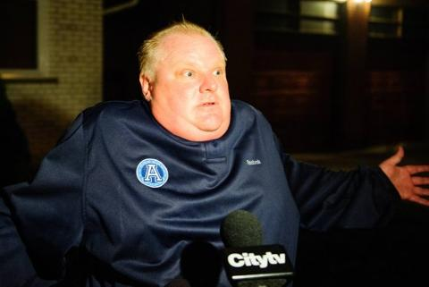Мэр Торонто вылечится от наркозависимости