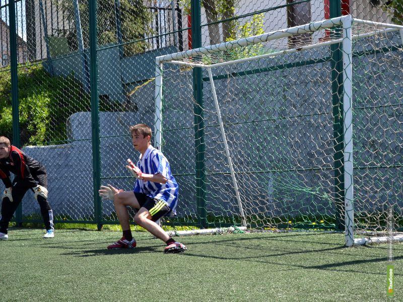 Тамбовская «Академия футбола» устраивает региональный турнир
