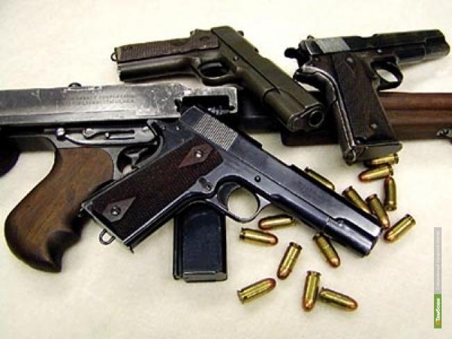 У тамбовчан отобрали боеприпасы и ружья