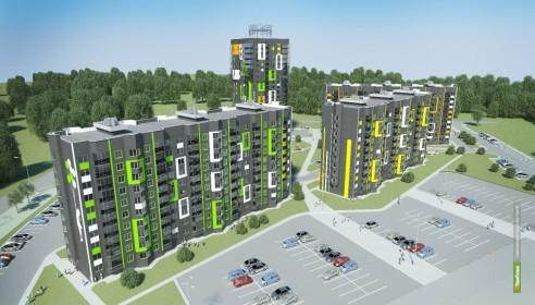 Север Тамбова «озеленят» за счет подземных паркингов