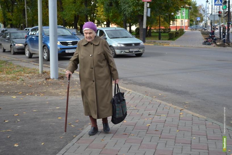 Тамбовская дума пересмотрит прожиточный минимум пенсионеров