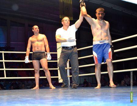 Боксёры Тамбовщины выиграли путёвку на первенство России