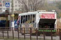 Теракт в Волгограде: в автобусе взорвалась бомба