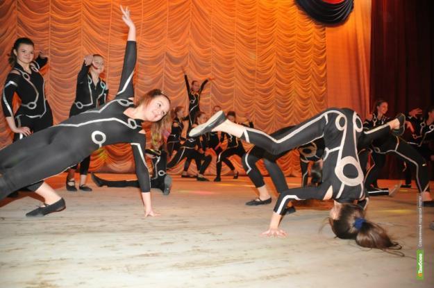 Танцоры устроят в Тамбове двухдневное шоу