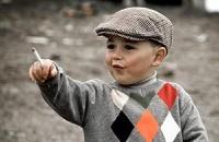 Российских школьников старше 10 лет будут проверять на курение