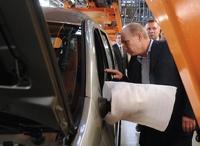 Чиновников пересадят с автомобилей премиум-класса