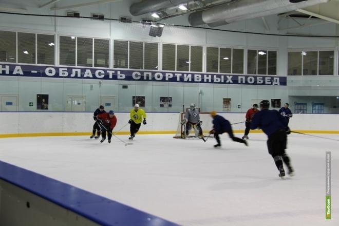 ХК «Тамбов» стал вторым на кубке в Брянске