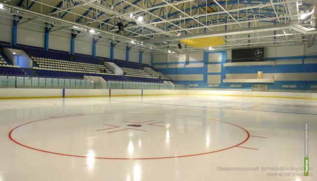 Активное строительство нового ледового дворца в Тамбове начнется после Дня Победы
