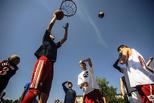 В Тамбове прошли первые соревнования по стритболу
