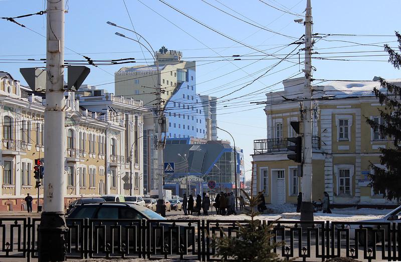 В Тамбове пройдёт конференция по вопросам архитектуры и градостроительства