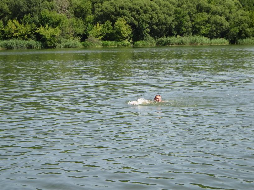 В преддверии купального сезона в Тамбовской области расчищают русла рек