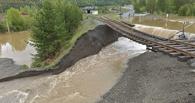 Из-за паводка в Сибири эвакуированы более 10 тысяч человек