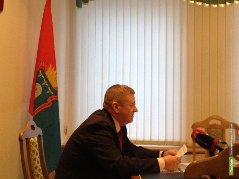 Тамбовщина стала самым безопасным регионом среди 82 субъектов