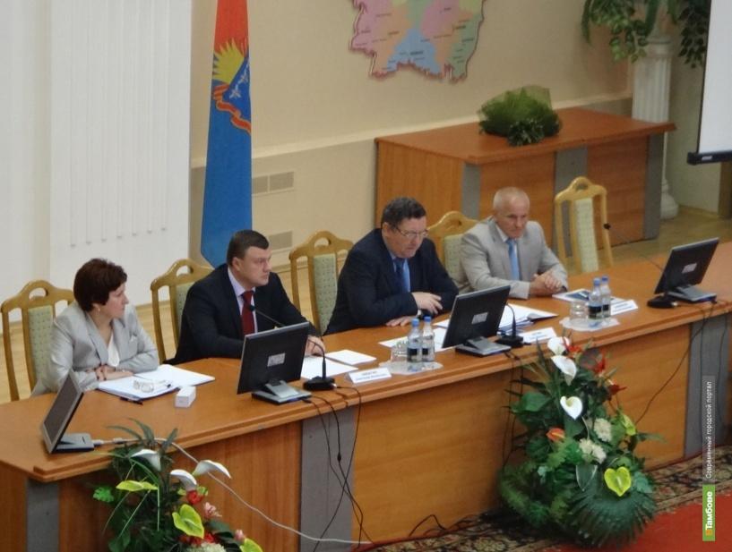 Тамбовские власти озаботятся проведением общероссийского года культуры