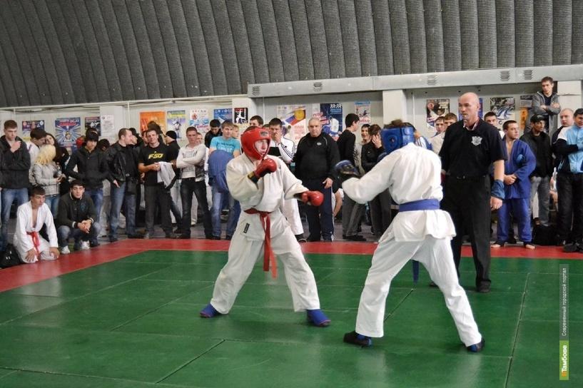 В Тамбове пройдут открытые соревнования по рукопашному бою