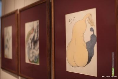 В Тамбов привезут работы Дали и Пикассо