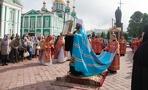 В Тамбов привезли Вышенскую икону Божией Матери