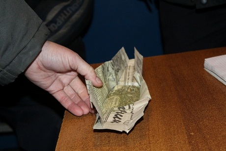 Мичуринские полицейские задержали молодого человека с наркотиками