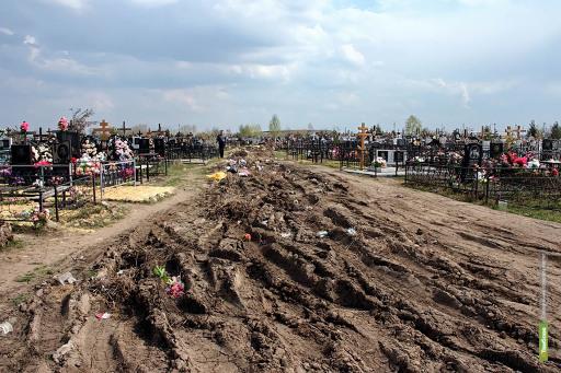 На Полынковском кладбище заасфальтируют дороги