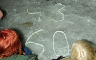 Тамбовские флэшмобберы отметили Час Земли на Набережной