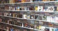 Из магазина на Центральном рынке изъяли 3,5 тысячи пиратских дисков