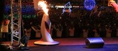В Тамбове побывал Олимпийский огонь. Подводим итоги