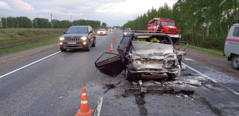 Два человека погибли в результате ДТП на М6 «Каспий»