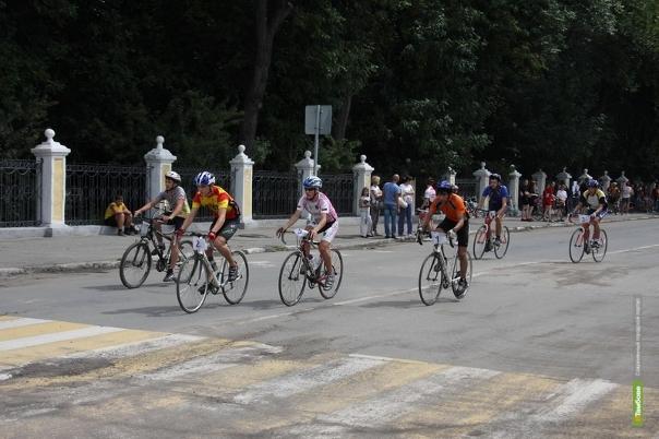 Тамбовские велогонщики победили на всероссийских соревнованиях