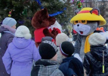 В Тамбове тяжелобольным детям подарят новогодний праздник