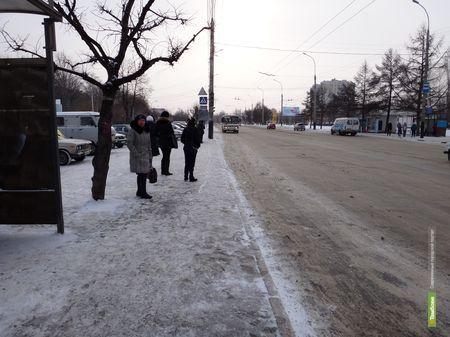 Губернатор недоволен работой дорожников Тамбова