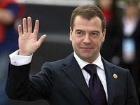 Дмитрий Медведев возглавил «Единую Россию»