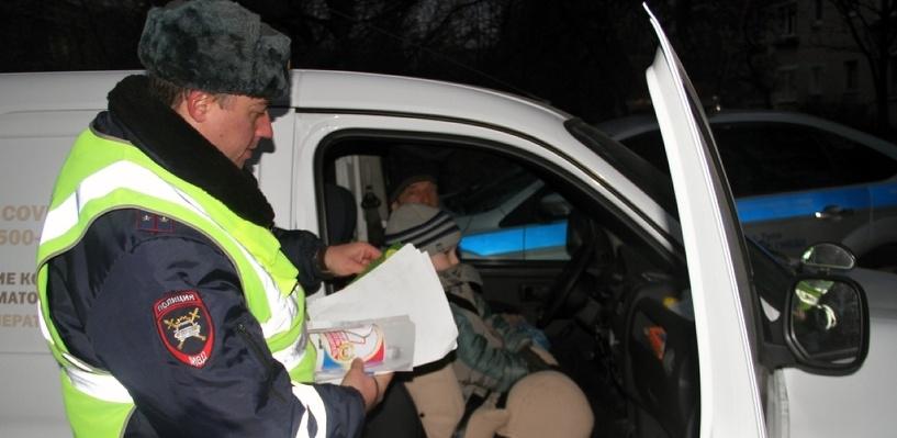 Автоинспекторы проверят, пользуются ли родители автокреслами при перевозке своих детей