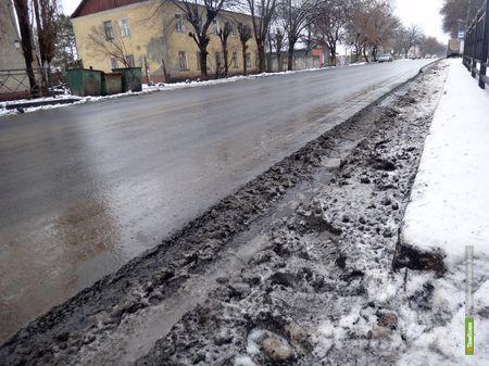 Ремонт Елецкой затянулся из-за запоздалого финансирования