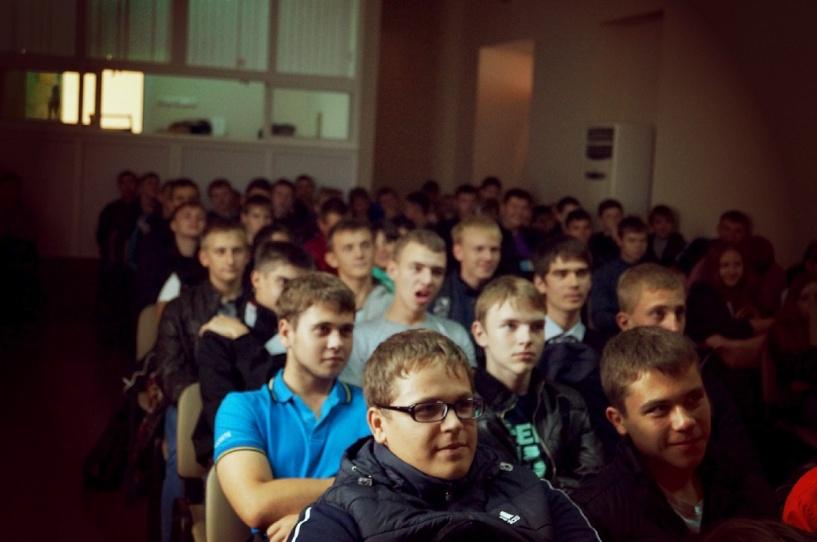 В «Доме молодежи» прошла новая встреча в рамках проекта «Пульс города»
