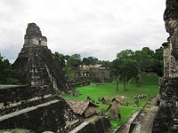 В день «конца света» туристы повредили храм майя