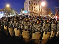 В Москве после митинга на Пушкинской начались задержания