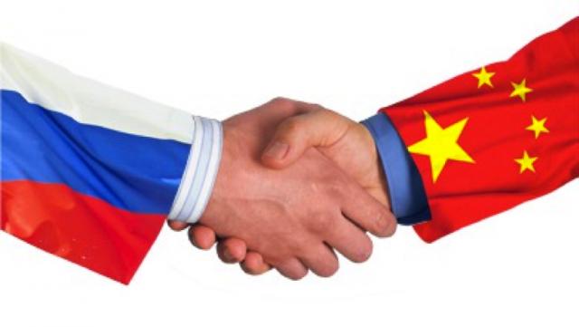 Товарооборот между Россией и Китаем сократился на треть
