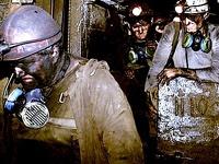 На Кузбассе загорелась шахта