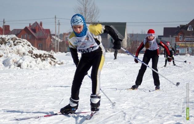 Активные тамбовчане встретят приход весны на лыжах