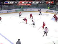 Канадцы разбили наших хоккеистов на молодежном чемпионате мира