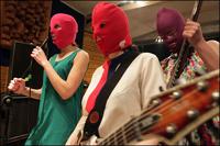 Участницы Pussy Riot бежали из России