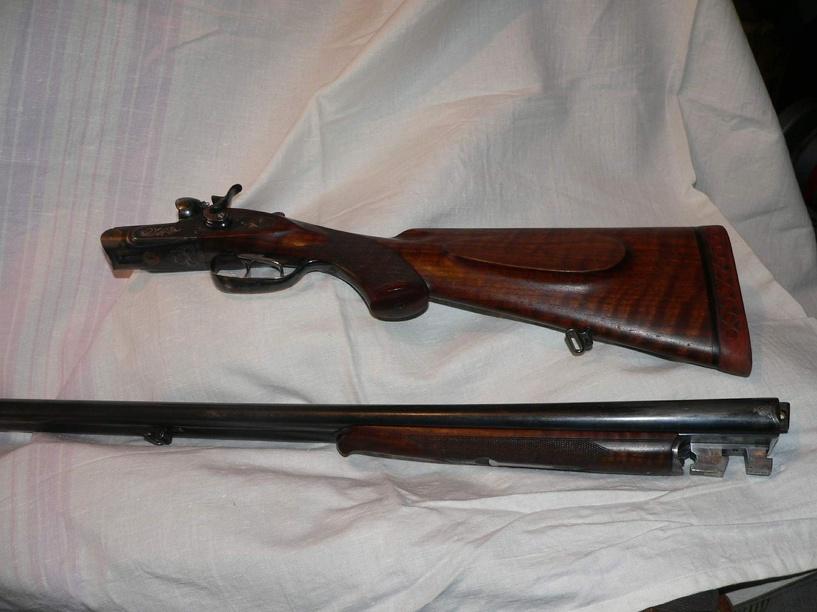 Тамбовчанка сдала в полицию ружье времен Великой Отечественной войны
