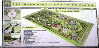 «Это будет лучший парк в Центральной России»: в области найдут способ построить Олимпийский парк