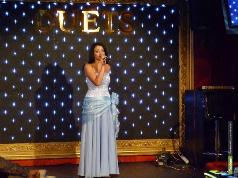 Тамбовская фолк-певица снимет клип в Москве
